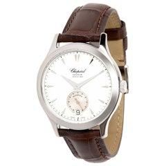 Chopard L.U.C 1860 Classic 161860-1001 Men's Watch in 18 Karat White Gold