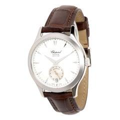 Chopard L.U.C. 1860 Classic 161860-1001 Men's Watch in 18 Karat White Gold