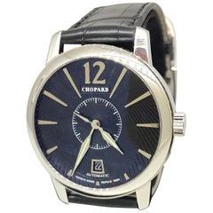 Chopard L.U.C. Classic Twin Automatic Black Dial Men's Watch 16/1880