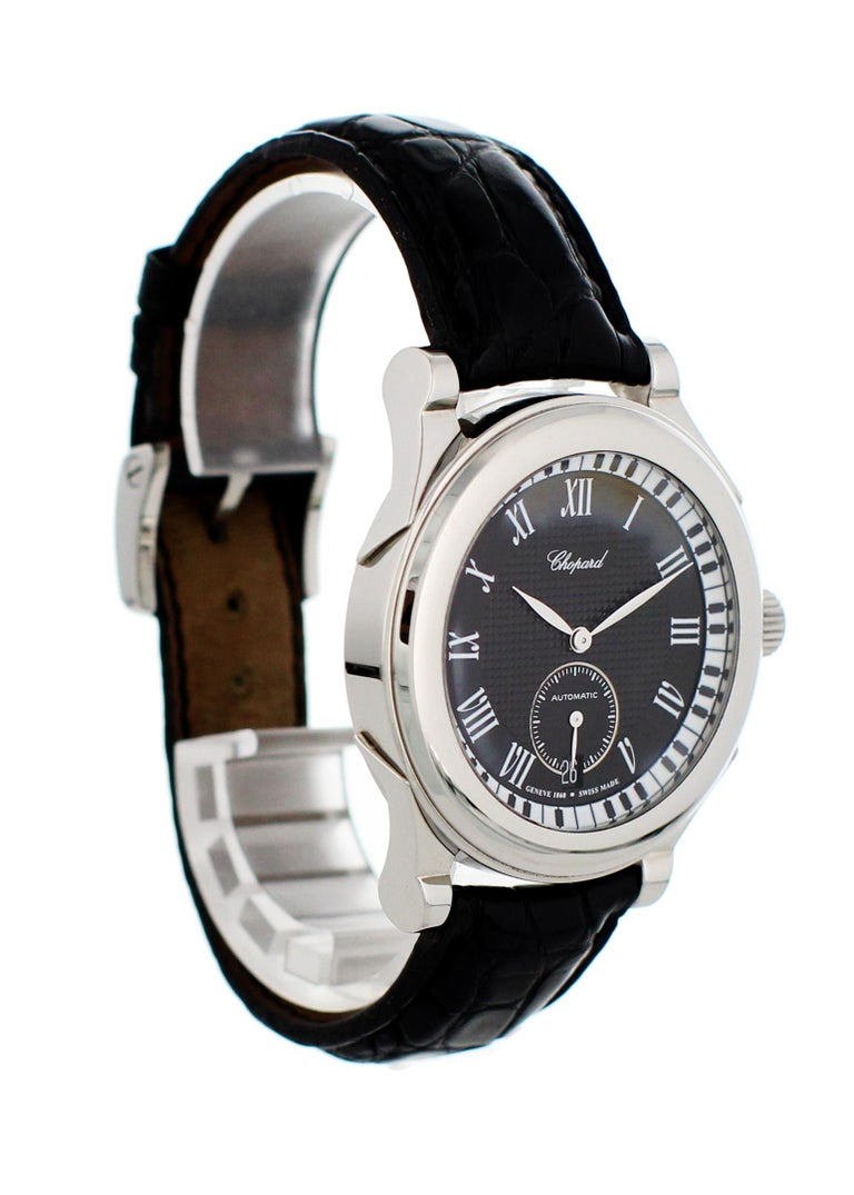 Chopard L.U.C. Jose Carreras 16/8413 Limited Edition Men's Watch In Excellent Condition For Sale In New York, NY