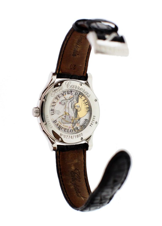 Chopard L.U.C. Jose Carreras 16/8413 Limited Edition Men's Watch For Sale 1