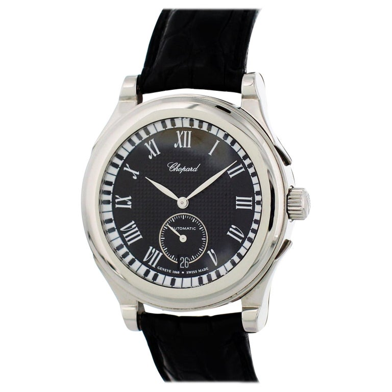 Chopard L.U.C. Jose Carreras 16/8413 Limited Edition Men's Watch For Sale