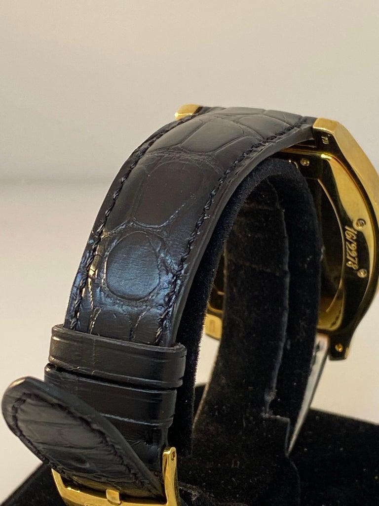Chopard L.U.C Prince Tonneau Automatic Chronograph Black Dial Mens Watch 16/2278 For Sale 5