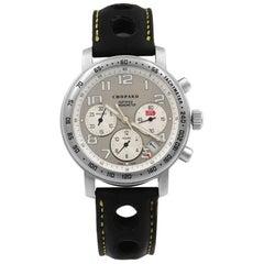 Chopard Mile Miglia Titanium Silver Dial Automatic Men's Watch 16/8915-100