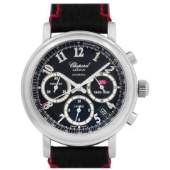 Chopard Mille Miglia 8331, Black Dial, Certified and Warranty