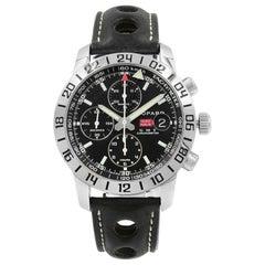 Chopard Mille Miglia GMT Steel Black Dial Automatic Men's Watch 168992-3001