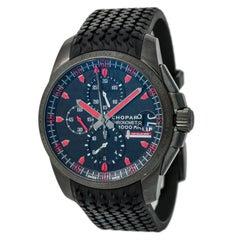 Chopard Mille Miglia GT XL 8459 Men's Automatic Watch Black Dial Chronograph