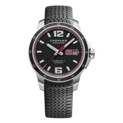 Chopard Mille Miglia GTS Automatic Stainless Steel Watch 168565-3001