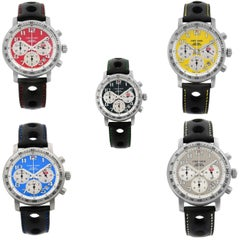 Chopard Mille Miglia Racing Colors Collection Titanium Set of 5 Automatic Watch