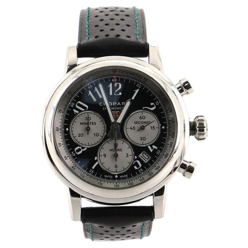 Chopard Mille Miglia Racing Colours Chronograph Automatic Watch Stainless Steel