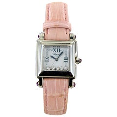 """CHOPARD Mini Watch """"Happy Sport Diamonds"""""""