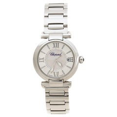 Chopard Mother of Pearl Stainless Steel Imperiale  Women's Wristwatch 29mm
