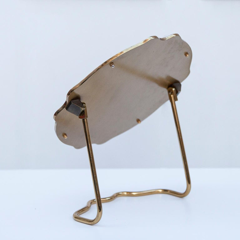 Chopard Vintage Vanity Mirror St.Moritz In Good Condition For Sale In Munich, DE
