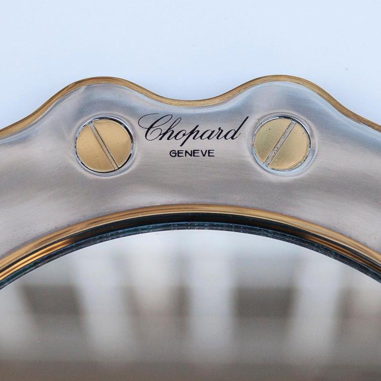 Chopard Vintage Vanity Mirror St.Moritz For Sale 1
