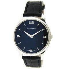 Chopard White Gold L.U.C. XP Automatic Wristwatch