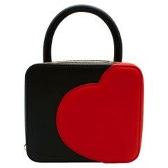 Chopard x Chloë Sevigny Green Carpet Top-Handle Bag