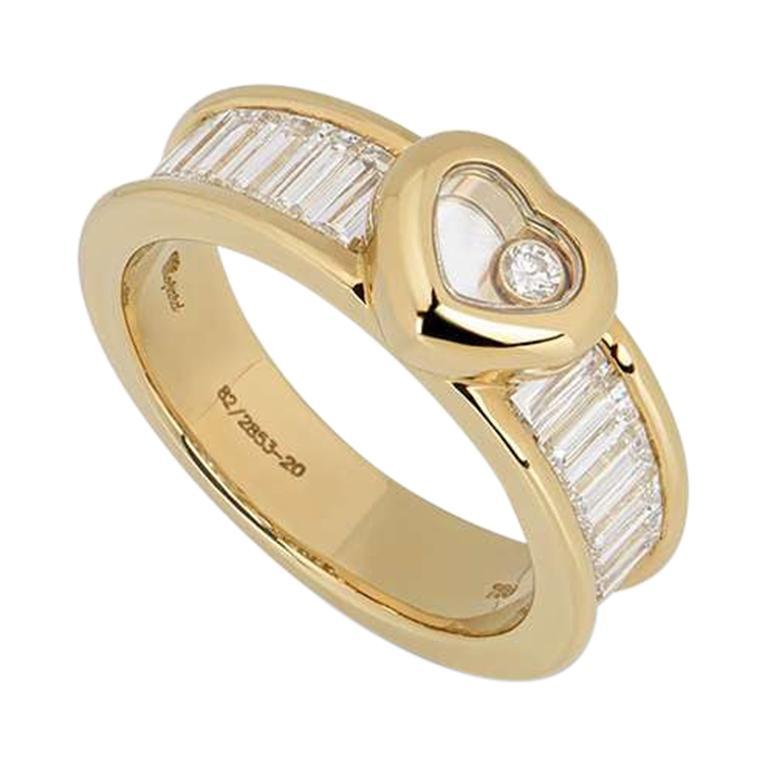 Diamonds Icons Ring