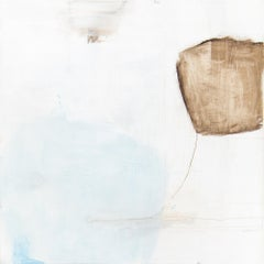 Coming Together by Chris Brandell, Large Contemporary Minimalist Painting