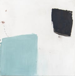 In Their Company by Chris Brandell, Large Contemporary Minimalist Painting