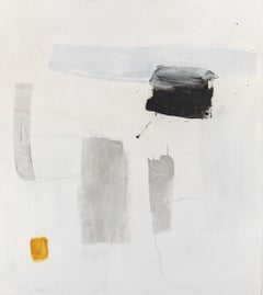 Sacred Places by Chris Brandell, Large Contemporary Minimalist Painting