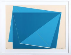Untitled - Blue Rectangles