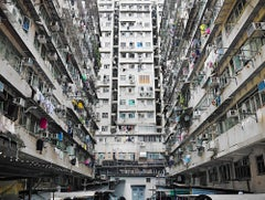 Hong Kong Block - Chris Frazer Smith, Contemporary, Photography, Travel, British