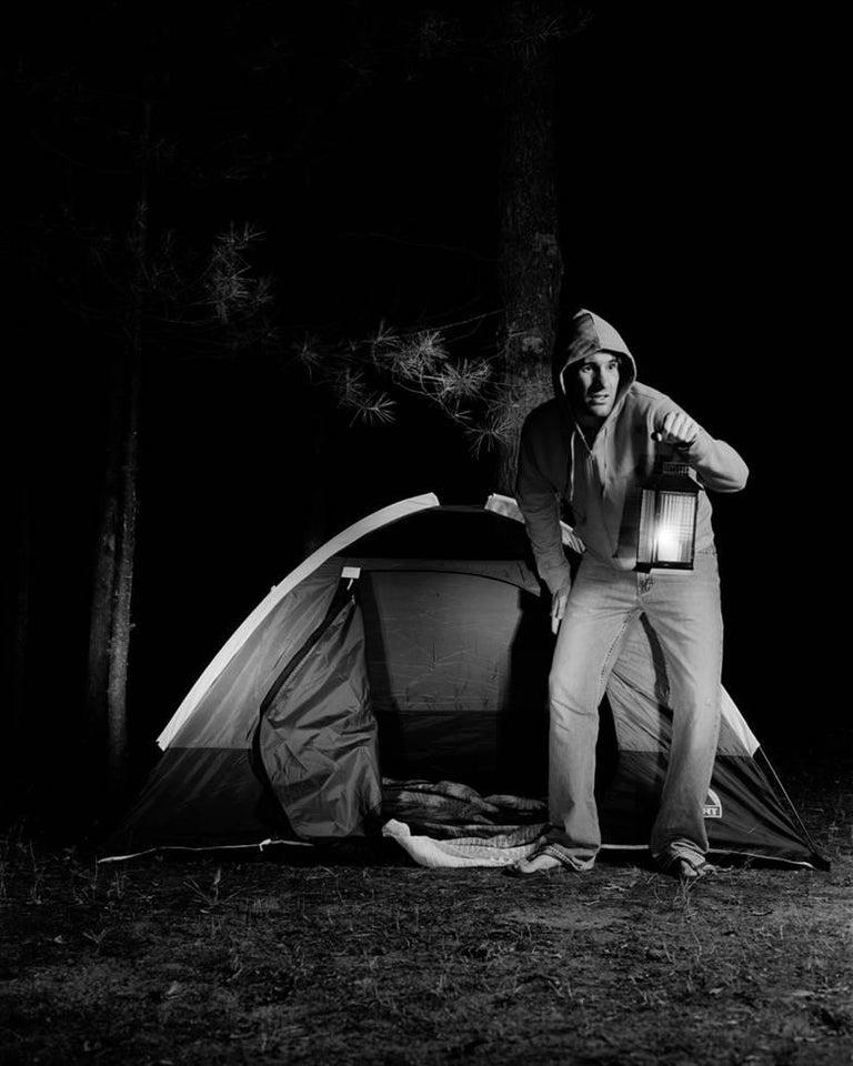 Chris Ironside Portrait Photograph - Mr. Long Weekend #13