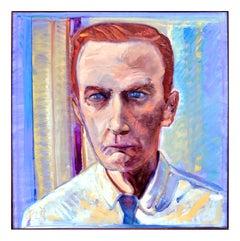 Noir Portrait of Cornell Woolrich