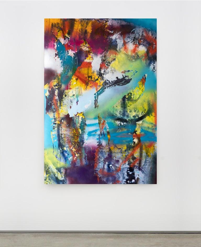 ZPR - Abstract Mixed Media Art by Chris Trueman