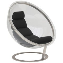 Christian Daninos Bubble Lucite Chair