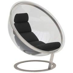 Christian Daninos Bubble Lucite Chair