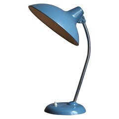 Christian Dell, Table Lamp, Metal, Lacquered Metal, Germany, 1960s