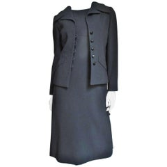 Christian Dior 1950s Dress and Jacket