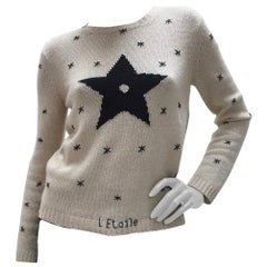 Christian Dior 2018 Cashmere L'Etoile Sweater