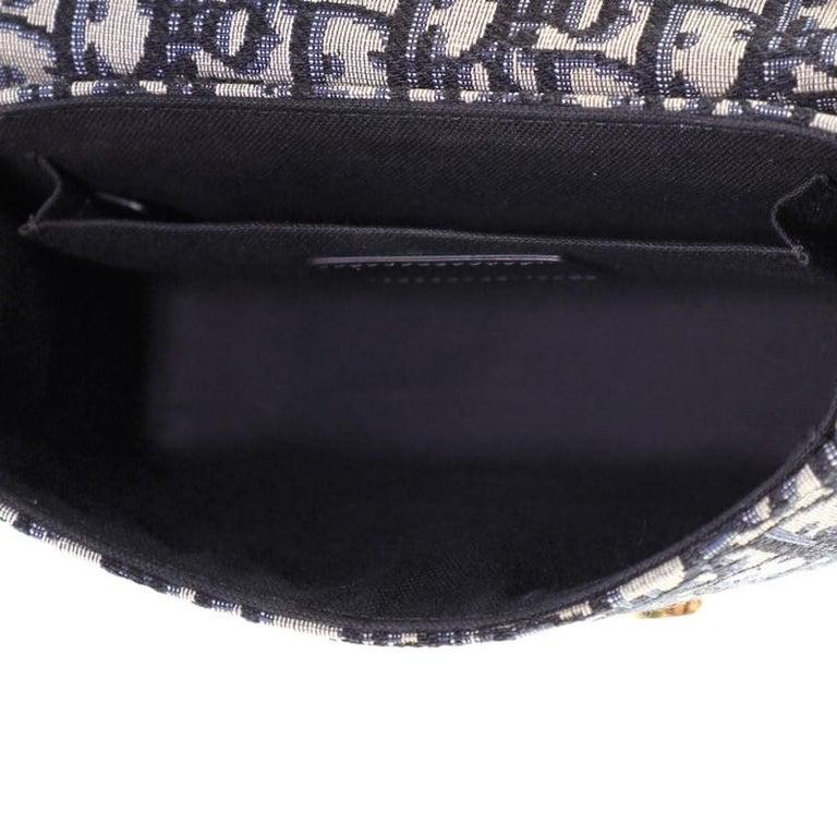 Christian Dior 30 Montaigne Box Bag Oblique Canvas  1