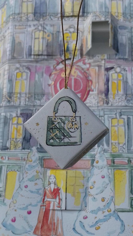 Christian Dior Advent Calendar Empty Christmas For Sale 7