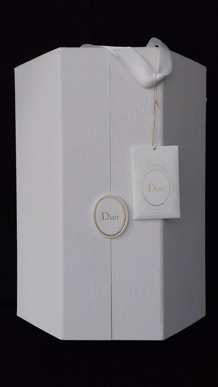 Gray Christian Dior Advent Calendar Empty Christmas For Sale