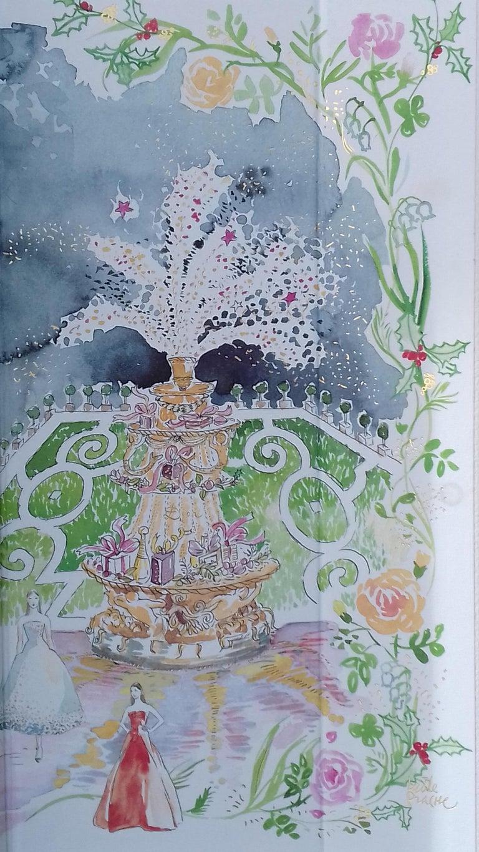 Christian Dior Advent Calendar Empty Christmas For Sale 2