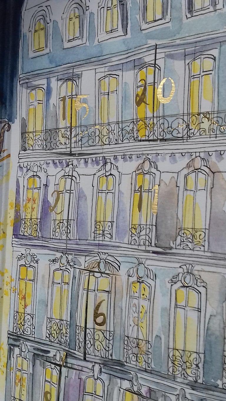 Christian Dior Advent Calendar Empty Christmas For Sale 4