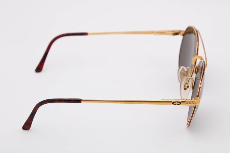 Christian Dior Aviator Vintage Sunglasses 2779 For Sale 1
