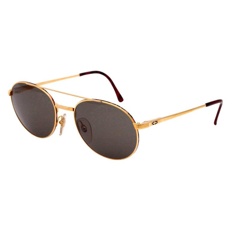 Christian Dior Aviator Vintage Sunglasses 2779 For Sale