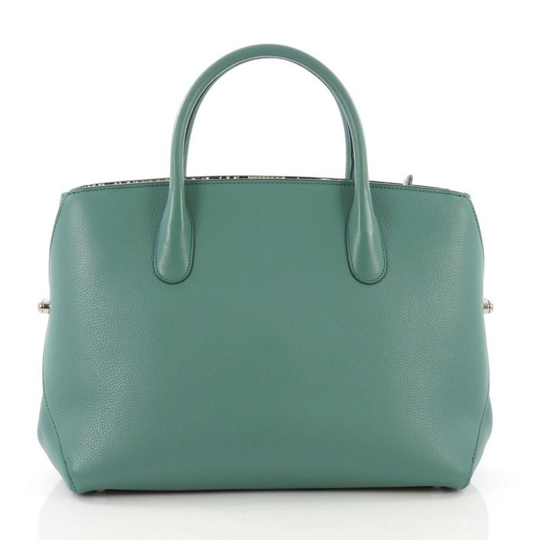 b32a72c621cfd Christian Dior Bar Bag aus Leder