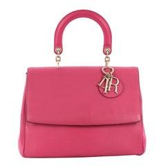 Christian Dior Be Dior Bag Smooth Leather Medium