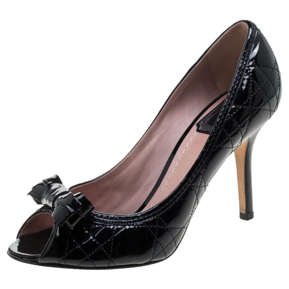 b74e7fe1c2efe Vintage Christian Dior Shoes - 86 For Sale at 1stdibs
