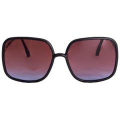 CHRISTIAN DIOR black SO STELLAIRE 1 Sunglasses gradient Lenses 807YB