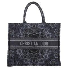 Christian Dior Book Tote KaleiDiorscopic Canvas