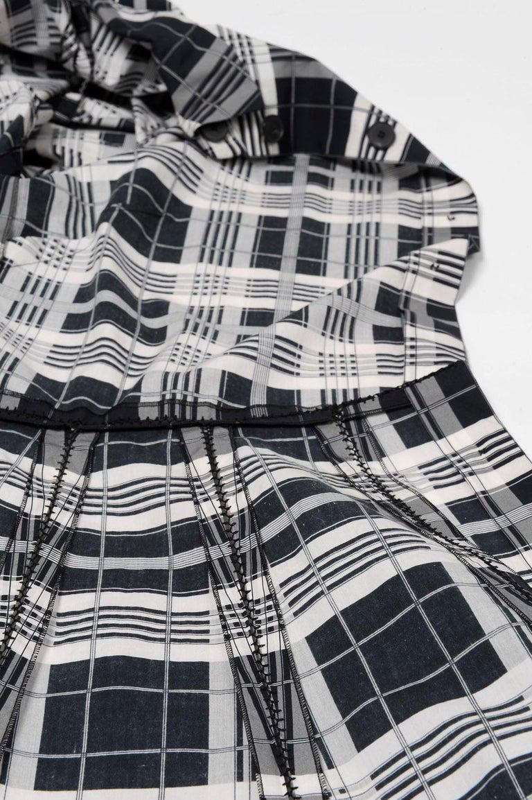 Christian Dior By Maria Grazia Chiuri Runway Day Shirt Dress, Resort 2018 For Sale 7