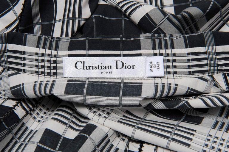 Christian Dior By Maria Grazia Chiuri Runway Day Shirt Dress, Resort 2018 For Sale 8