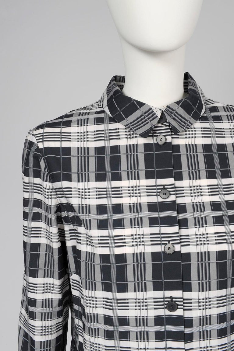 Christian Dior By Maria Grazia Chiuri Runway Day Shirt Dress, Resort 2018 In Excellent Condition For Sale In Geneva, CH