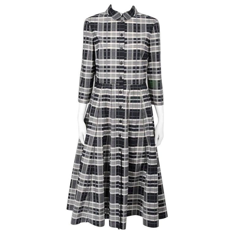 Christian Dior By Maria Grazia Chiuri Runway Day Shirt Dress, Resort 2018 For Sale